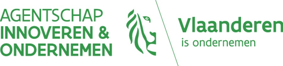 FOx BIOSYSTEMS partner VLAIO logo