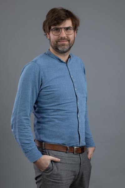 Board member Bart Geers