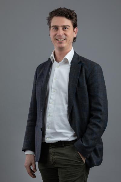 FOx BIOSYSTEMS co-founder and CTO Filip Delport