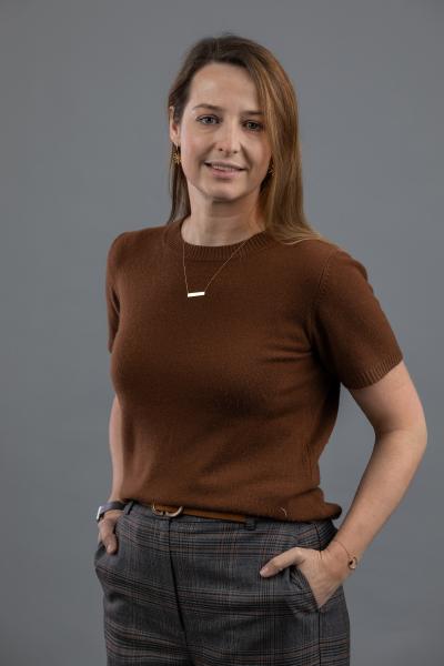 President of the board Kathleen Vandersmissen