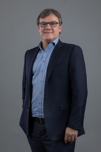 FOx BIOSYSTEMS CEO Thomas Van Elzakker